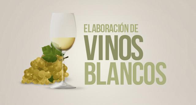 ¿Cómo hacer vino blanco? Elaboración del vino blanco.